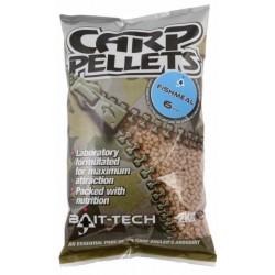 Fishmeal Carp Feed Pellets