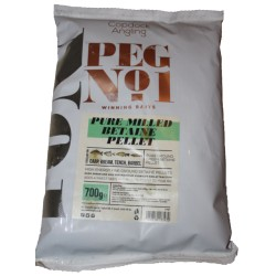 Peg Nº 1 Pure Milled Betaine Pellet 700g