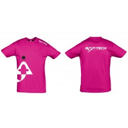 Camiseta Rosa Bait-Tech