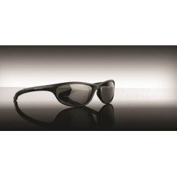 Gafas de Sol Polarizadas Black Wrap Around